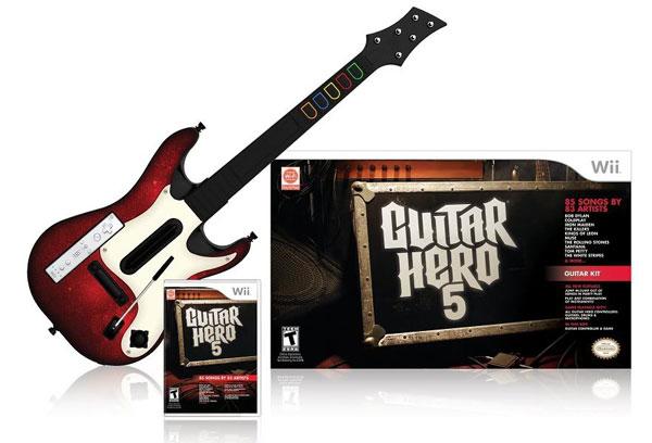 Guitar Hero 5, 85 canciones y nuevos modos de juego para plantar cara a la competencia