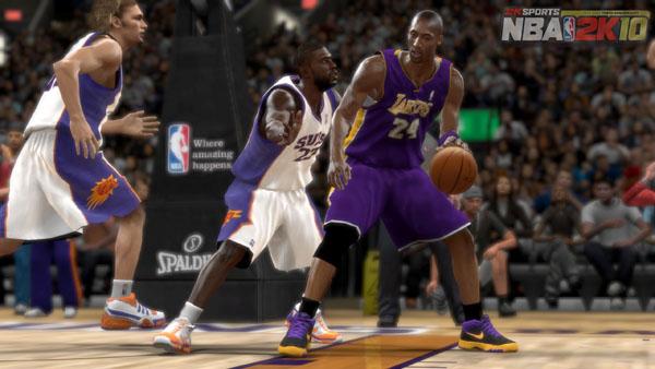 NBA 2K10 y NBA Live 10, guerra de baloncesto