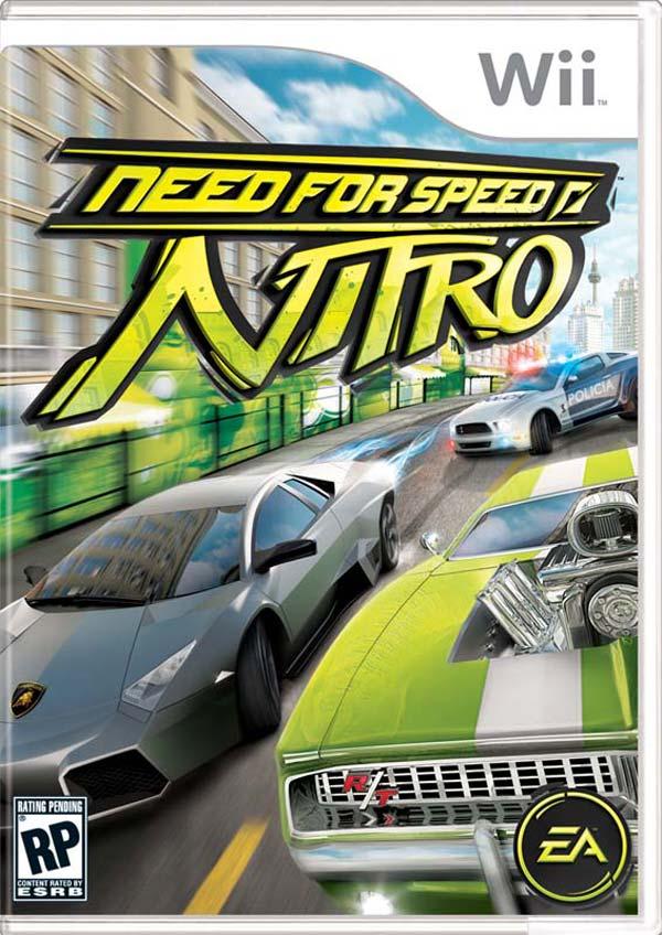 Need for Speed Nitro, adrenalina sobre cuatro ruedas para DSi y Wii
