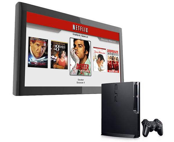 Netflix llega a la PS3: películas y series por Internet, pero con limitaciones