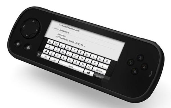 Panasonic Karma, un prototipo que no sabe si es teléfono, consola o mando a distancia