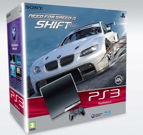 La PS3 de 250 gigas saldrá en packs con juegos y en una edición especial Final Fantasy XIII