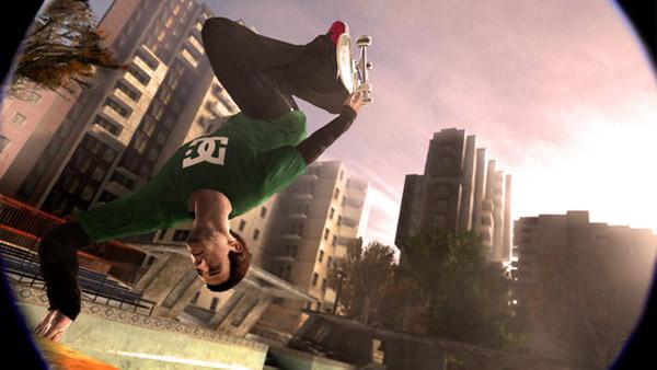 Skate 3, el videojuego para skaters llegará en verano del año que viene
