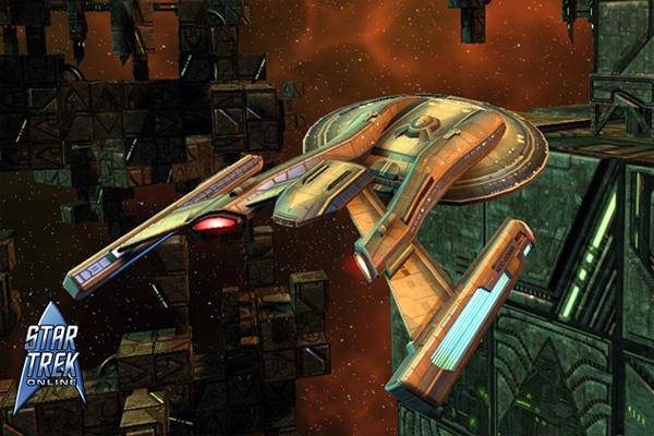 Star Trek Online, la famosa saga da el salto a los juegos de rol online