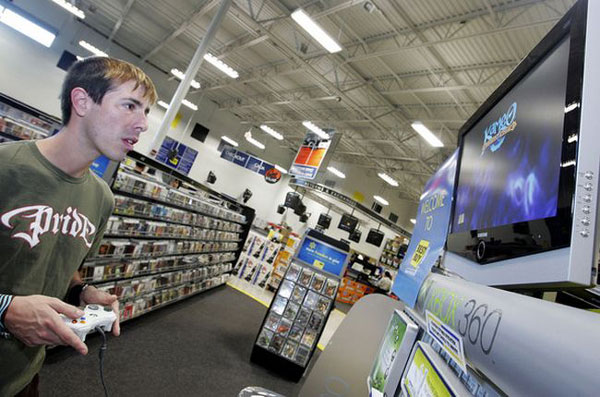Los ingresos por videojuegos crecen en EEUU por primera vez en seis meses