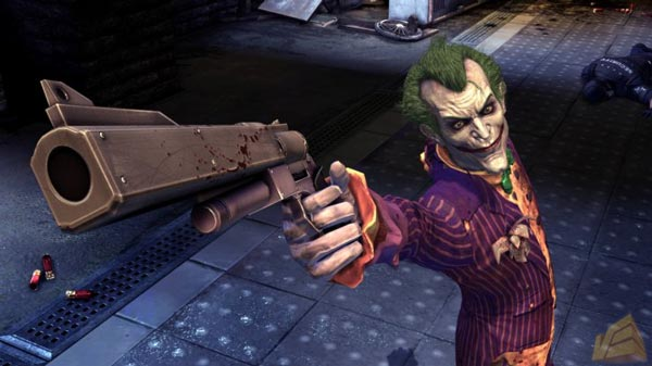 Batman: Arkham Asylum gana el Bafta al mejor juego del año 2009