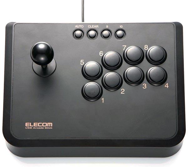 Elecom Arcade Stick, un mando para juegos de lucha en PC y PS3 sin gastarse un dineral