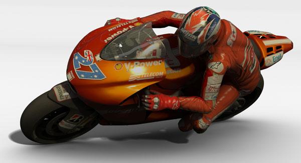 MotoGP 09/10 se deja ver con un nuevo vídeo ingame