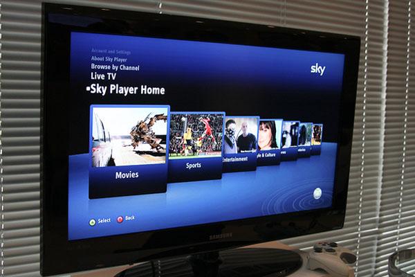 Sky TV, el sistema de vídeos en streaming, también podría llegar a PlayStation 3