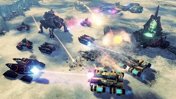 Command & Conquer 4, descárgalo gratis y prueba su versión beta