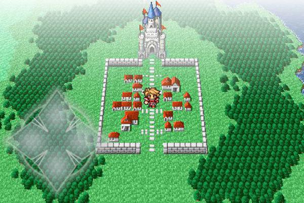 Final Fantasy I y II, ahora también descargables para iPhone y iPod Touch