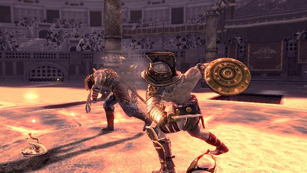 Gladiator A.D., peleas de gladiadores con la espectacularidad de la película 300