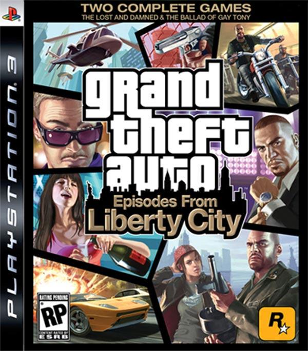 Grand Theft Auto: Episodes from Liberty City, disponible para PlayStation 3 y PC el 30 de marzo