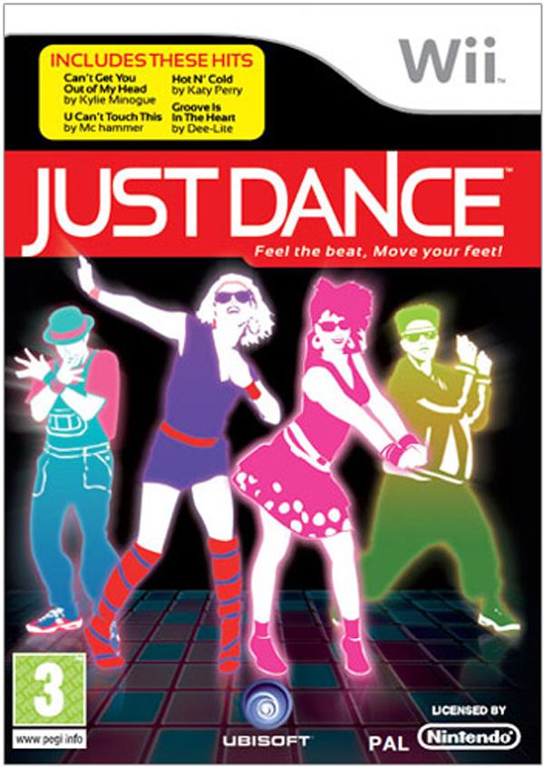 Just Dance, un juego de baile para divertirse con los amigos