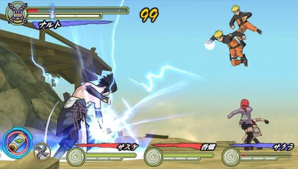 Naruto: Ultimate Ninja Heroes 3, vive las aventuras del ninja más famoso de la televisión