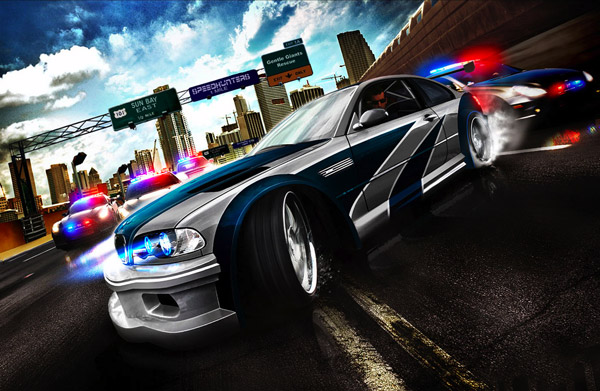 Need for Speed: Out of the Law, lo próximo de la popular saga de carreras de coches