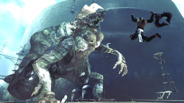 Nier, la nueva apuesta de Square Enix viene pisando fuerte