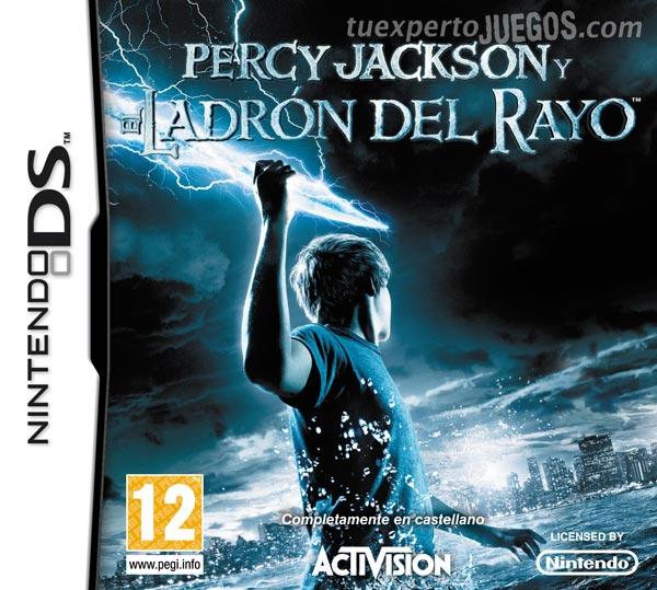 Percy Jackson y el Ladrón del Rayo, versión exclusiva para Nintendo DS de la película