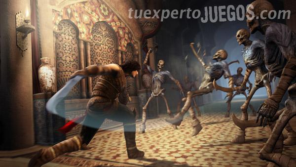 Prince of Persia: las Arenas Olvidadas PS3, Xbox 360 y PC, nuevo tráiler a una semana del estreno