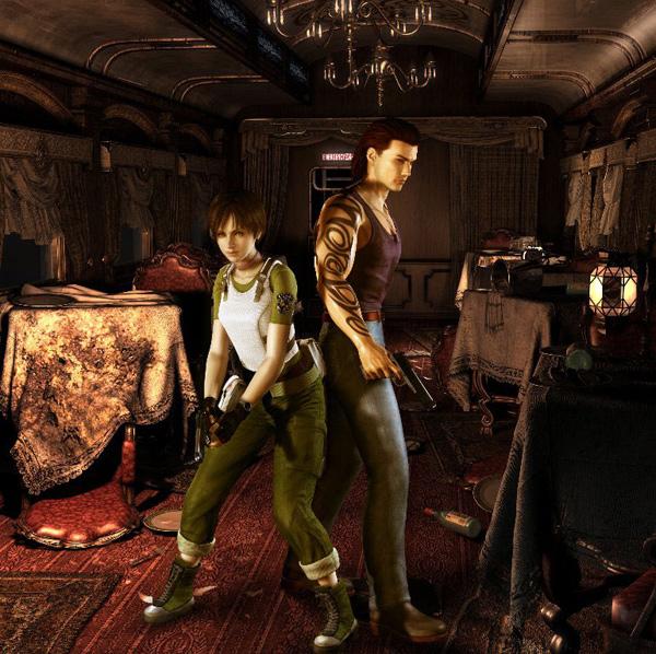 Resident Evil Archives: Resident Evil Zero, un remake al estilo clásico de esta saga