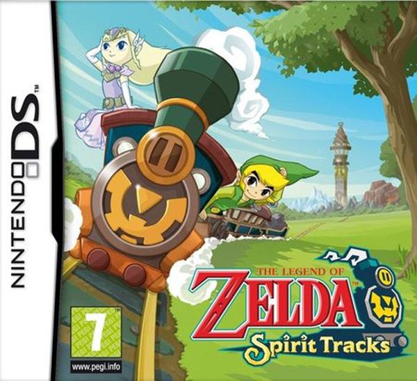 The Legend of Zelda: Spirit Tracks, vuelve el héroe de Hyrule, esta vez en NDS