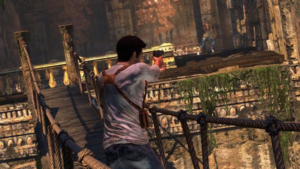 Uncharted 2 arrasa en los Oscar de los videojuegos