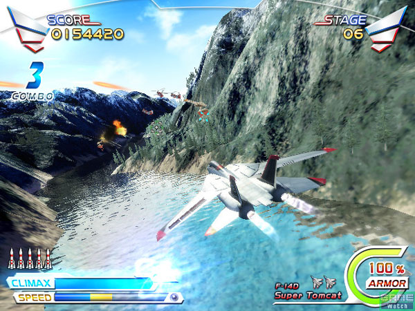 After Burner Climax, este clásico llega el 21 de abril a Xbox 360 y el 22 de abril a PlayStation 3