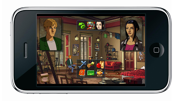 Broken Sword Director´s Cut ya está disponible para iPhone y iPod Touch