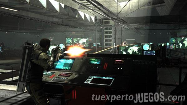Front Mission Envolved, disparos cósmicos en tercera persona desde la próxima primavera