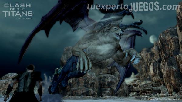 Furia de Titanes, el videojuego basado en la película de dioses y seres mitológicos
