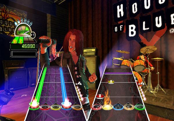 Guitar Hero y Band Hero, nuevos descargables para los fans del Blues, el Metal y el Rock