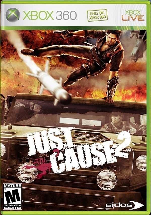 Just Cause 2, el agente Rico vuelve en una nueva misión que se estrena en alta definición