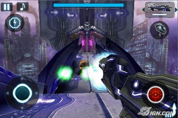 iPhone NOVA, un juego de disparos tipo HALO para el iPhone