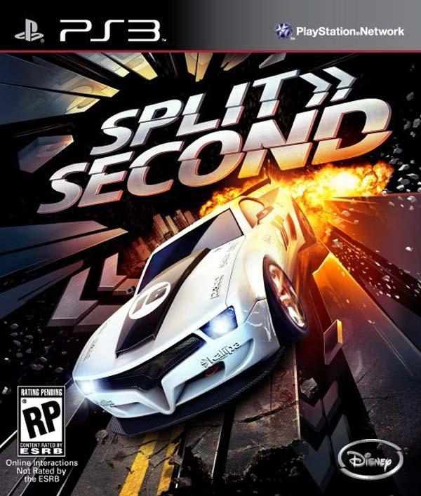 Split/Second, el nuevo juego de conducción extrema de los creadores de PURE