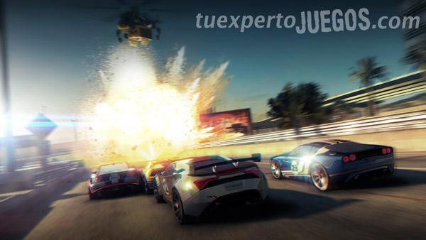 Split/Second PS3, Xbox 360 y PC, nuevos vídeos de este juego de carreras