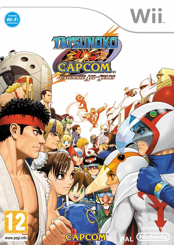 Tatsunoko Vs Capcom: Ultimate All-Stars –  A Fondo
