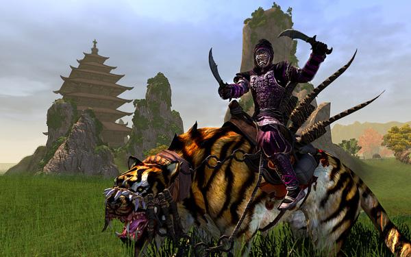 Age of Conan: Rise of the Godslayer, el reino de Hyboria prepara su expansión