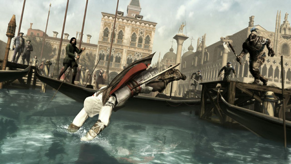 Assassin's Creed 2: Episodes Project, la nueva entrega será en Roma y tendrá modo Online