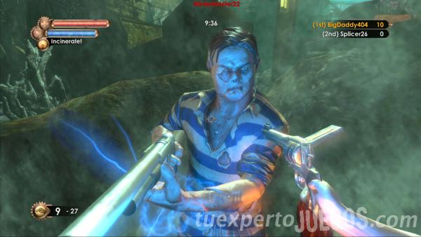 BioShock 2, en marzo llegará el primer contenido descargable para Xbox 360, PC y PlayStation 3