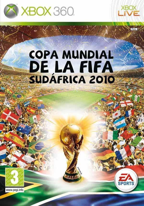 Copa Mundial de la FIFA 2010, el juego oficial del Mundial Sudáfrica a la venta el 30 de abril