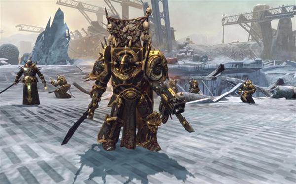 Dawn of War 2: Chaos Rising, las fuerzas del caos llegan a este juego de estrategia