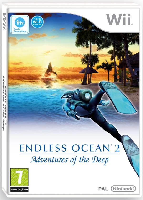 Endless Ocean 2: Aventuras Bajo el Mar, a la venta el 5 de febrero en excluisiva para Wii