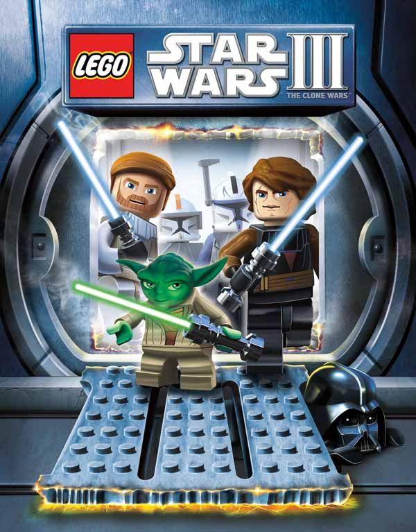 Lego Star Wars III The Clone Wars, nueva entrega de las aventuras espaciales en bloque