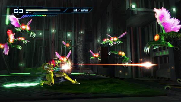 Metroid: Other M, una nueva entrega del clásico de acción de Nintendo
