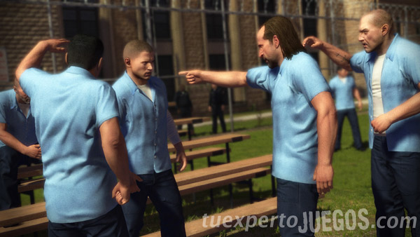 Prison Break: The Conspiracy, el juego de la serie de televisión para PlayStation 3, Xbox 360 y PC