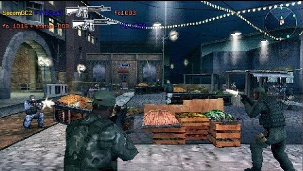 SOCOM: U.S. Fireteam Bravo 3, vuelve el shooter más famoso de PSP