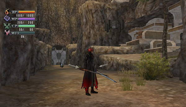 The Last Rebellion, un RPG con un estilo de gráficos que simulan estar dibujados a mano