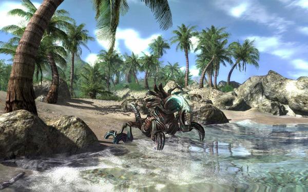 Two Worlds 2, un RPG con acción a raudales y gráficos muy realistas