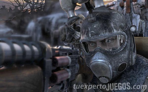 Metro 2033, este shooter contará con una novedosa tecnología gráfica en la versión de PC