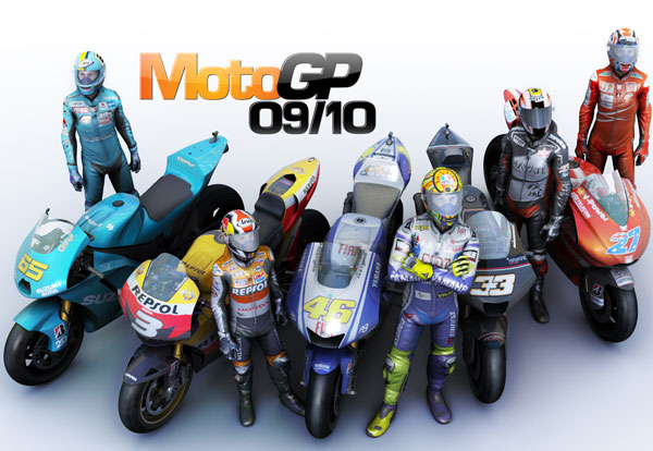 MotoGP 09/10, descarga gratis la demo en PlayStation 3 y Xbox 360